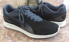 New PUMA Ignite Men's Black Running Sports Fitness Jogging Shoes Sz12 #188041 04