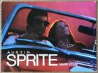AUSTIN HEALEY SPRITE MARK FOUR Car Sales Brochure Dec 1970-71 #2772/A 12/70