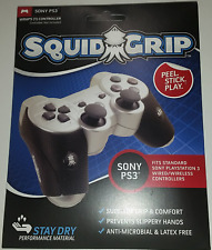 SquidGrip Squid Grips PS3 Free Set of Thumb Stick Covers Controller NOT Included