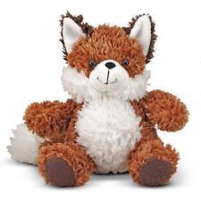 Melissa And Doug Frisky Fox 6 Inch Plush Figure NEW Kids Stuffed Toys