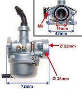 KR VERGASER manuellen Choke PY-5 China Motoroller KINROAD CROSS ... Carburetor