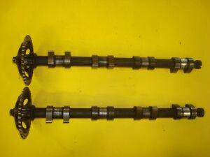 99 00 Saab 9-3 93 Turbo Camshafts Exhaust Intake 1999 2000 OEM 9148016