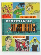 The League of Regrettable Superheroes HARDCOVER The Loot Crate Edition - NEW