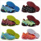 New women's Salomon Speedcross 3 Outdoor Running Sports Trainers Shoes 10 colors