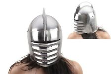 Medieval Knight Helmet: Italian Armor Costume - One Size Fits Most Adult