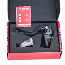 BREMBO 17RCS Radial Clutch Master Cylinder, Folding Lever, 17mm 16 & 18 Ratio