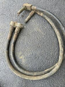 Oliver 88 77 tractor hydraulic outlet hose assembly
