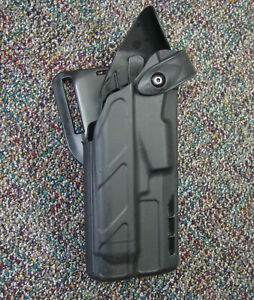 Safariland 7360-3832 ALS/SLS Level-3 RH Duty Holster Glock 21/37 w/ Light