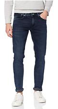 Pepe Jeans Finsbury Jeans Uomo Pantalone 5 Tasche Skinny Cerniera W31/L32