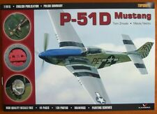 *P-51D Mustang - TOPSHOTS,  KAGERO Without Decals (English!)