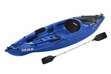 Sun Dolphin Bali Kayak10 ft Sit On Kayak Blue Paddle Included