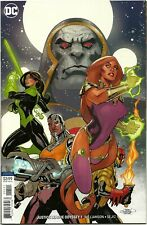 New listing Justice League Odyssey #1! Nm! Dodson Variant Cover!