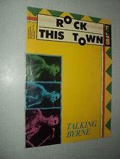ROCK THIS TOWN 09 (7/83) TALKING HEADS DAVID BYRNE DAVID BOWIE LAVVI EBBEL FIXX