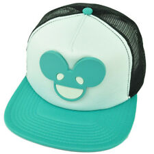 DJ Deadmau5 Dubstep Foam Mesh Mint Green EDM House Rave Music Snapback Hat Cap