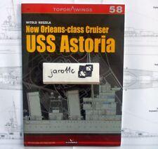 New Orleans-class Cruiser USS ASTORIA - TopDrawings, KAGERO N*E*W!