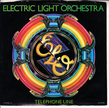 """ELECTRIC LIGHT ORCHESTRA  Telephone Line E.L.O. PICTURE SLEEVE 7"""" 45 record NEW"""