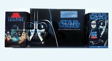 3 STAR WARS TRILOGY's Both 93 FS & 95 Full & WIDESCREEN VHS Box-sets NEW/Sealed