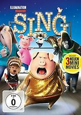 Sing | DVD | Zustand gut