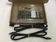 Fujitsu D2616 LSI 2108 Raid 6G 512M  Controller Raid+ 2pcs 8087 to 8087 Cable
