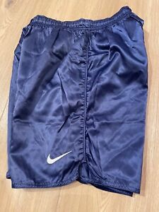 NIKE shiny short / Glanz Sporthose