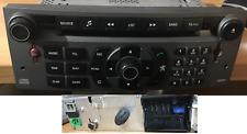 RT3  Peugeot 407 Navigation RT3-N3-04 GSM Telefon MP3 96559851YW CD450