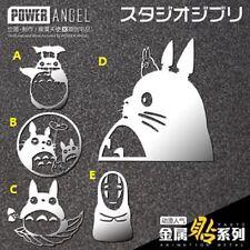 My Neighbor Totoro metallic paster/sticker/Miyazaki Hayao Anime/cute gift