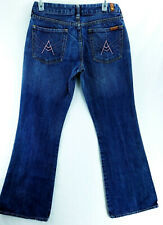 Seven 7 For All Mankind Womens Jeans Size 29 X 28 A Pocket Bootcut