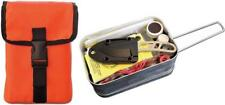 ESEE Randall Orange Survival Camping Prepper Gear Large Kit Mess Tin LTINKITOR