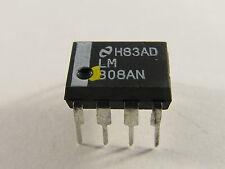 5 Stück - LM308AN NSC DIP8 Super Gain OP - mit Testpunkten - AE13/6720 - 5pcs