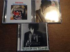 Bob Dylan [3 CD Alben]  Blonde On Blonde + Bob Dylan + Bringing It All Back Home