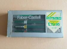 More details for a selection of rotring and faber-castell technical pens unused and used.