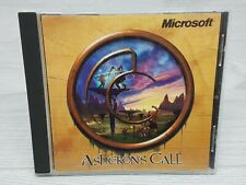 Microsoft Asheron's Call Pc Game 1999 Windows