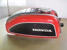 Honda CB 125 disc 1975 Tank Embleme Benzinhahn tank CB125 B6 K6