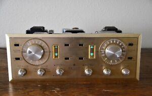 VTG (1960) HH Scott 399 Tube Stereo Receiver