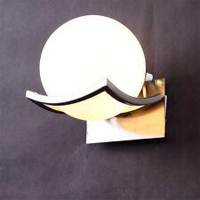 Pelota Forma Lámpara de pared Instalación Aplique Cristal Pantalla Pájaro 7651HC