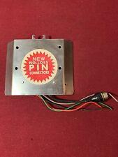 Mounting Plate   No Loss Pin Connectors   CB Radio?   NOS