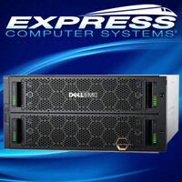 Dell EMC PowerVault ME4084 24 x 3.84TB 12Gb/s SAS SSDs - 12Gb/s SAS (92TB)