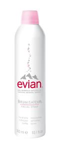Evian Facial Spray 10.1oz/300ml  NEW