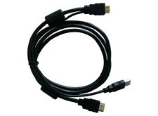 LILLIPUT HDMI TO HDMI CABLE WITH USB FOR LILLIPUT TOUCH SCREEN- 5 meters