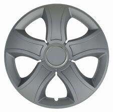 "4 x Radkappen BIS RIN 16""Zoll Silver  Radzierblenden VW,HONDA,SEAT, OPEL,HYUNDAI"