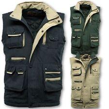 Unbranded Men's Gilets Bodywarmers Hip Length Coats & Jackets