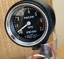 Volvo Amazon 123GT tachometer.