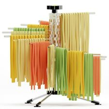 15Arm Pasta Drying Rack Spaghetti Noodle Dryer Stand Hanging Holder Kitchen Tool