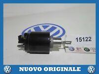 Electromagnet Engine Start Solenoid Switch Starter Original VW Polo 1999
