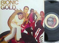 Bionic Gold ORIG US LP Phil Spector Tribute Sparks Mick Farren New WavePower Pop