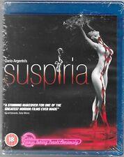 Suspiria Dvd New(A Dario Argento Film) Region B Free Post