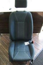 58 Ford Fiesta VI JA8 3-türig Beifahrersitz Sitz vorne rechts Sitzheizung Airbag