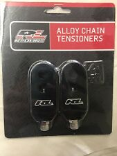"Redline 3/8"" BMX Chain Tensioners - Pair - Black"