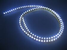 4ft 120cm 12V White 120 LED Neon Flexible PVC Strip Light Auto car waterproof
