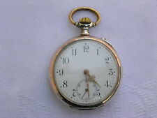ANTIQUE LONGINES GRAND PRIX PARIS 1900 POCKET WATCH